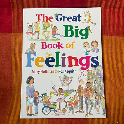 The Great Big Book of Feelings (Paperback) by  Mary Hoffman