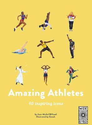 Amazing Athletes By Jean-Michel