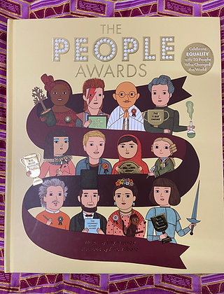 The People Awards by Lily Murray (author), Ana Albero (illustrator),