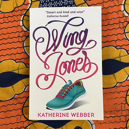 Wing Jones by Katherine Webber (TEENS)