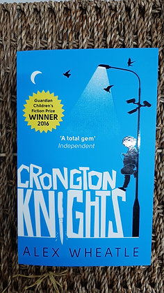 Crongton Knights, Alex Wheatle (Teen/Young Adult)