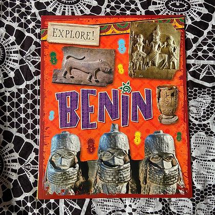 Benin - Explore! by Izzi Howell