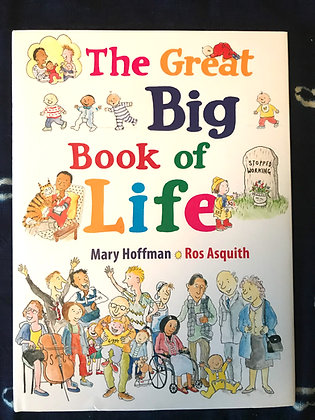 The Great Big Book Of Life By Mary Hoffman