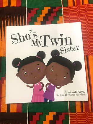 She's My Twin Sister By Lola Adebayo