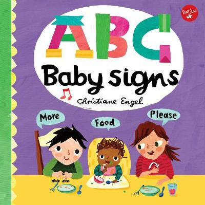 ABC Baby Signs By Christiane Engel