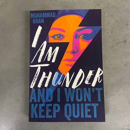 I Am Thunder by Muhammad Khan (TEEN)