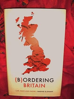 (B) Ordering Britain, Nadine El-Enany