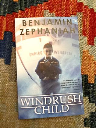 Windrush Child (Pre-teen+ teen) , Benjamin Zephaniah