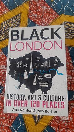 BLACK LONDON by Avril Nanton and Jody Burton IN STOCK