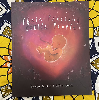 These Precious Little People, Frankie Brunker, Gillian Gamble (Illustrator)