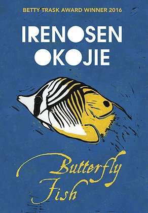 Butterfly Fish, By Irenosen Okojie