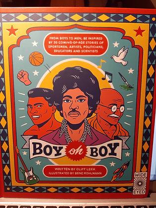 **Bestseller!! Boy oh Boy, 30 coming of age Stories, Cliff Leek & Bene Rohlmann