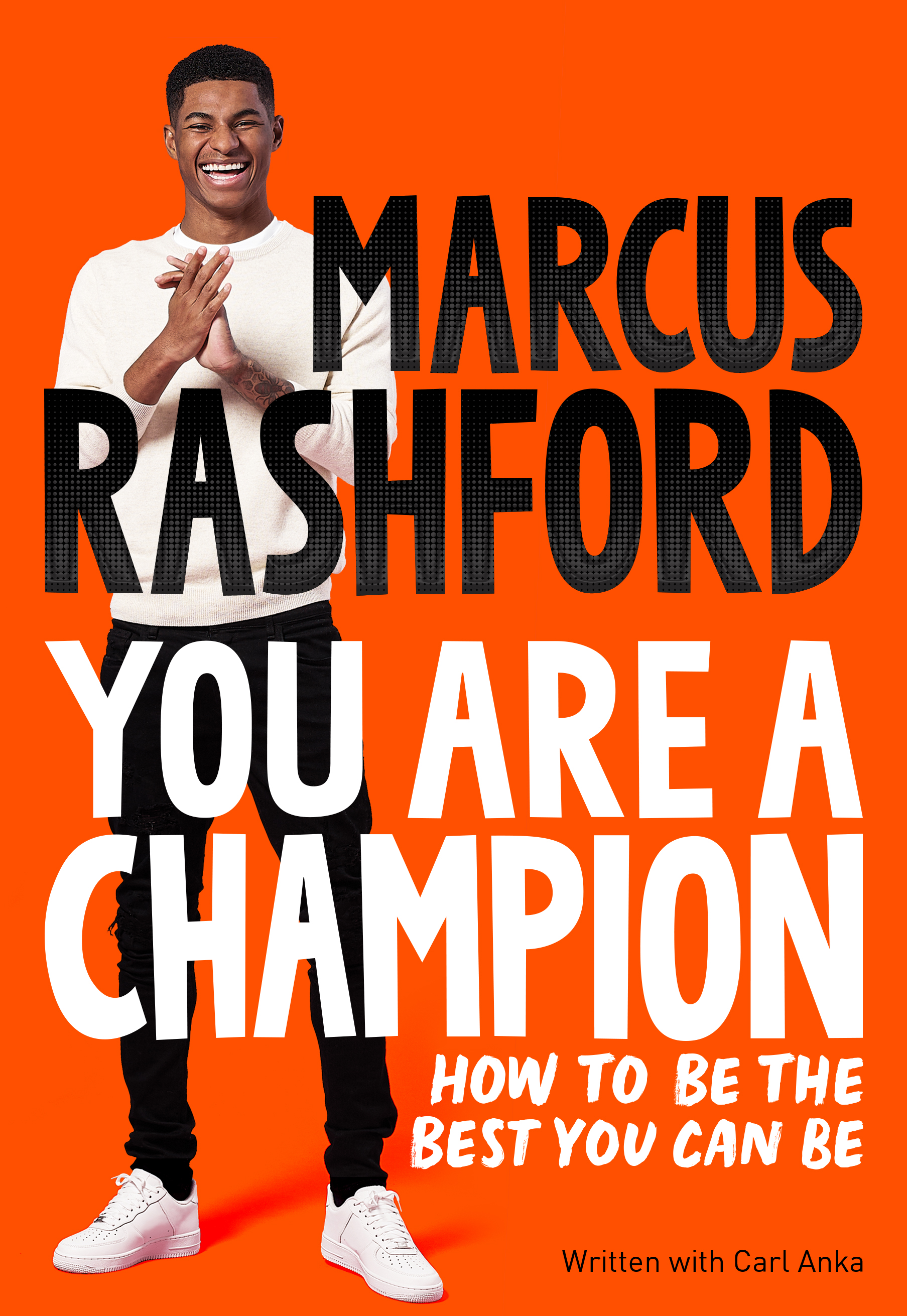You Are A Champion:Unlock Your Potential,Find Your Voice&Be The BEST(PRE-ORDER)