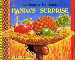 French&English - Handa's Surprise By Eileen Browne