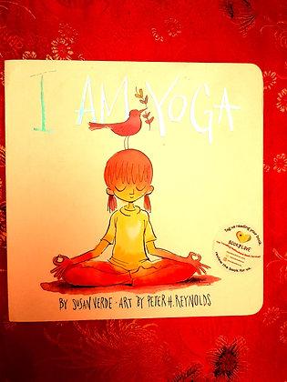 ( Baby )I am Yoga, Susan Verde (Yoga Teacher), Peter H. Reynolds (Illustrator)