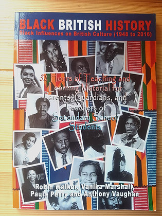 Black British History. Black Influences on British Culture (1948-2016)
