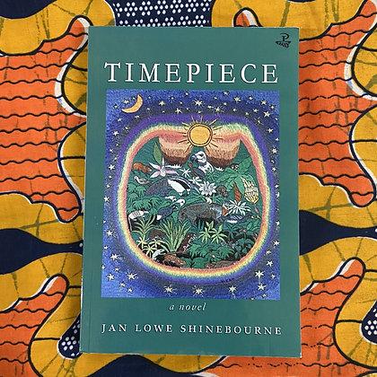 Timepiece by Jan Lowe Shinebourne