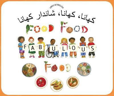 Urdu&English - Fabulous Food By Kate Clynes