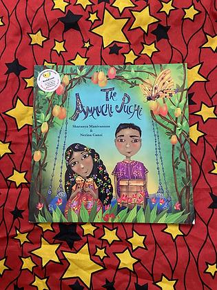 The Ammuchi Puchi by Sharanya Manivannan & Nerina  Canzi (illustrator)