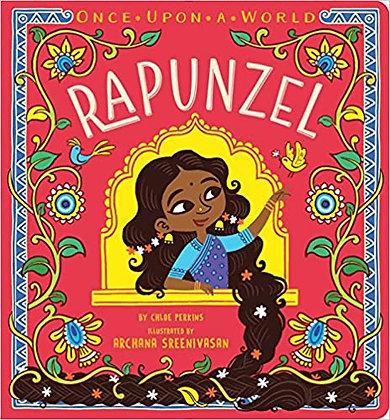 Rapunzel By Chloe Perkins