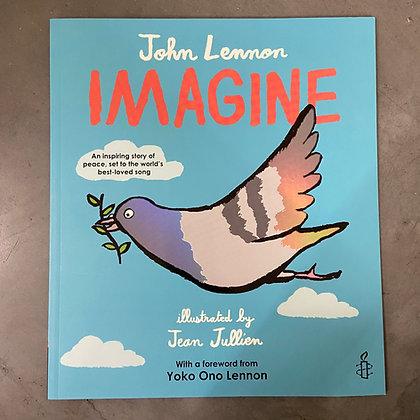 Imagine - John Lennon, Yoko Ono Lennon, Amnesty International, Jean Jullien