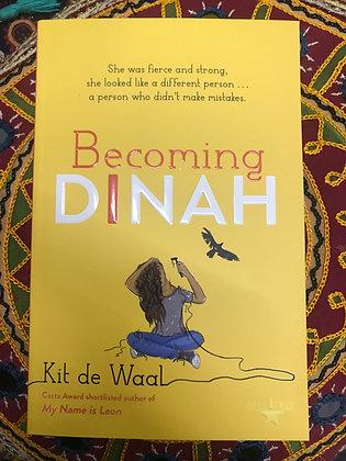 Becoming Dinah By Kit de Waal