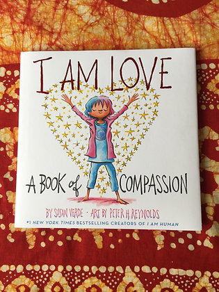 I am Love, Susan Verde and Peter H Reynolds