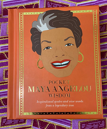 Pocket Maya Angelou Wisdom by Hardie Grant Books