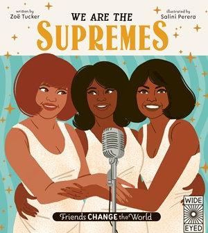 We are the Supremes, Zoe Tucker + Salini Perera