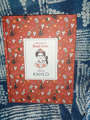 (Red) Frida Kahlo, Little Guides to Great Lives