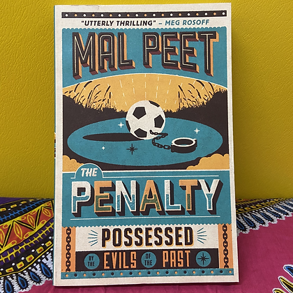 The Penalty by Mal Peet (TEEN)