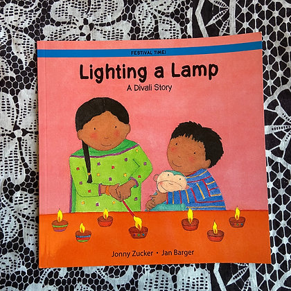 Lighting a Lamp: A Divali Story - Festival Time by Jonny Zucker