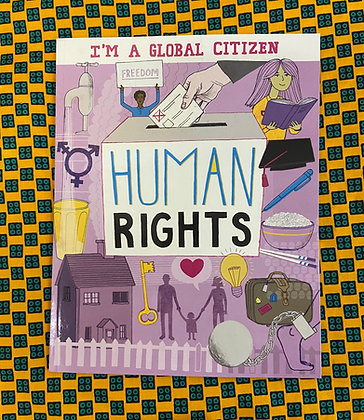 Human Rights (I'm a Global Citizen) by Alice Harman
