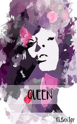 Queen By Ricky Baxter