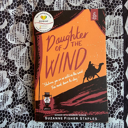 Daughter of the Wind by Suzanne Fisher Staples (TEEN)