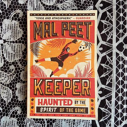 Keeper by Mal Peet (TEEN)