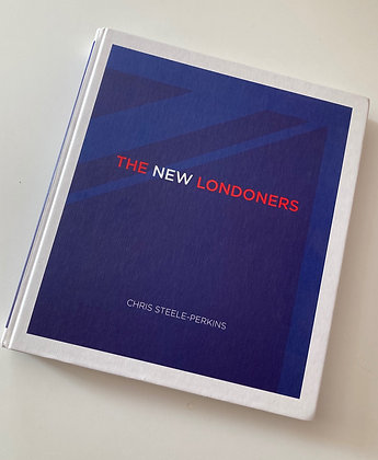 The New Londoners, In My Opinion Amazing photographic bombshell, by Chris Steele