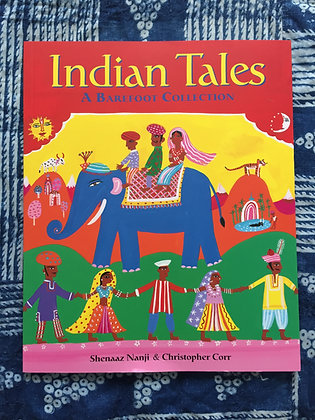 Indian Tales by Shenaaz Nanji and Christopher Corr