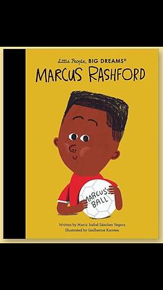 Marcus Rashford, Little People Big Dreams (PRE-ORDER - AVAILABLE 2022)