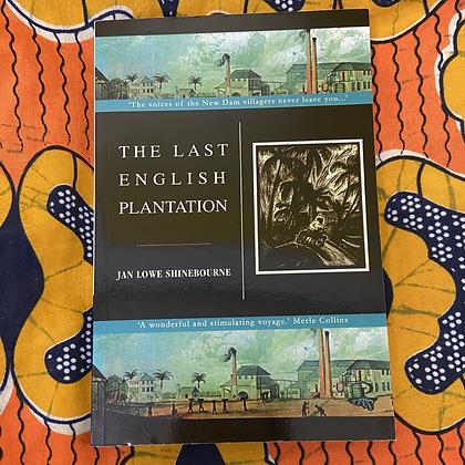 The Last English Plantation by Janice Shinebourne