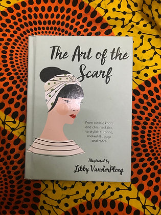 The Art of the Scarf By Hardie Grant London (PRE-BOOK LOVED)