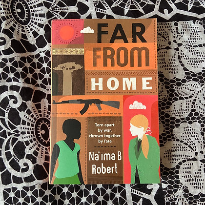 Far From Home (Paperback) by Na'ima B. Robert (TEEN)