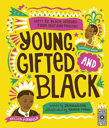 (Paperback) Young Gifted&Black:52 Black Heroes from Past and Present, Paperback