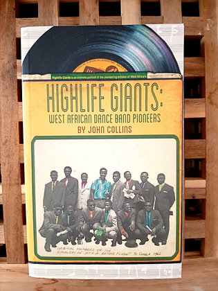 Highlife Giants, West African Dance Band Pioneers, John Collins