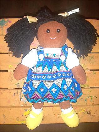 Aisha-Mae Rag Doll