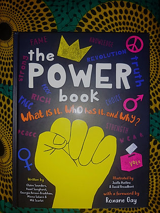The Power Book: What is it, Who Has it and Why, Minna Salami, Claire Saunders