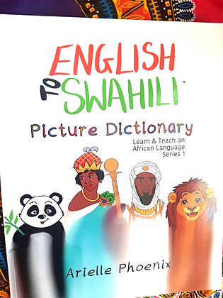 English to Swahili Picture Dictionary