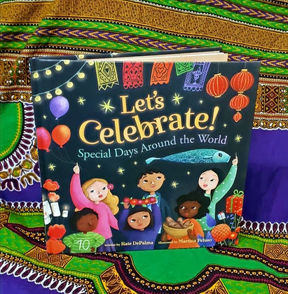Let's Celebrate Special Stories Around the World  - Hardback