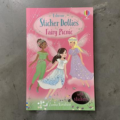 Fairy Picnic - Sticker Dolly Stories by  Zanna Davidson