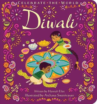 Diwali By Hannah Eliot